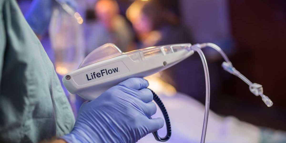 LifeFlow Device 410 Medical